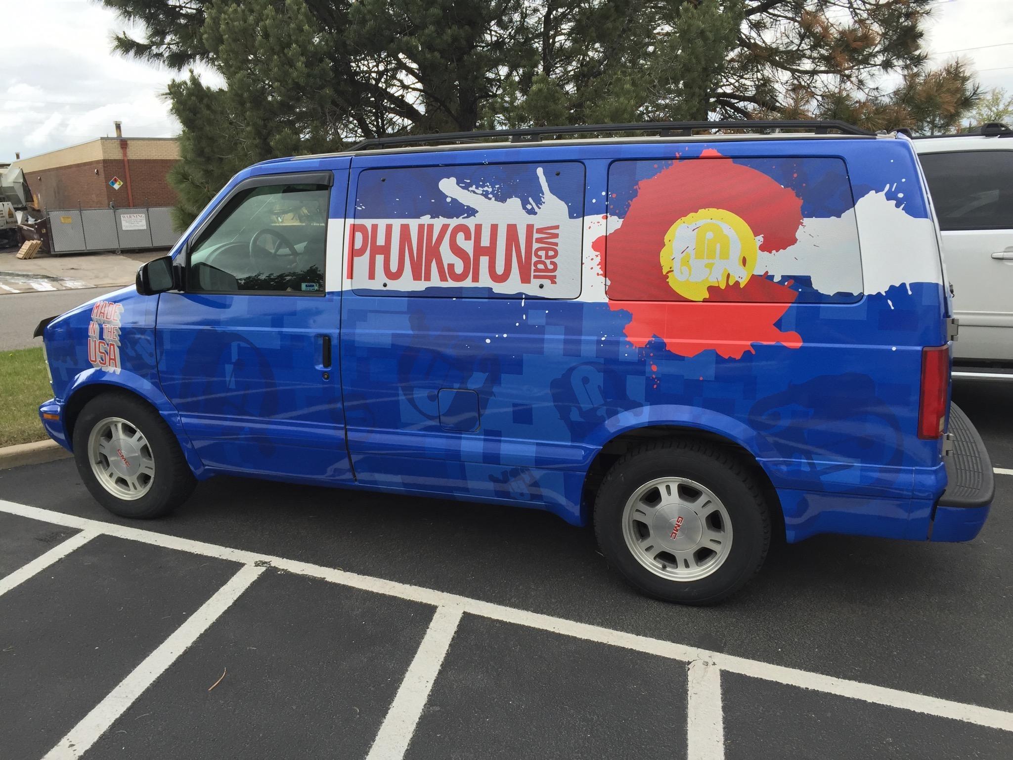 Phunkshun Wear - Fleet Wrap