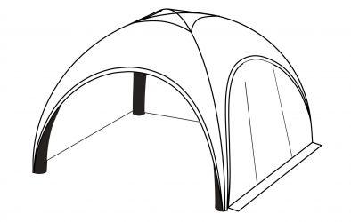 aerotents pop-up tents